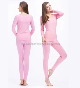 2016 New Women s Winter Thermal Underwears Fashion Seamless Breathable Warm  Ladys Long Johns Ladies Slim Underwears 492ea37329e5