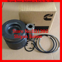 Shiyan Sunon Power Engine Spare Parts Piston Kit 4955337 for cummins qsb6.7