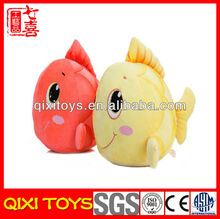 New design plush toy sea fish