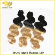 2014 hot sale 6A Grade color chart synthetic hair