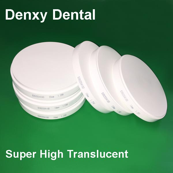 Dental Super Translucent Zirconia Block Dental Materials Zirconia Blocks Price
