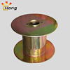 flat-plate galvanized steel bobbin for cable wire industry
