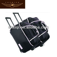 Convenient Polyester Expandable Luggage Bag