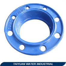 Ball valve pad flange and fittings