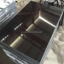 Hot Sale Chinese Cheap Absolute Black Granite Slab Black Granite Tile Flooring