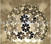 2014 Odsen hot sale aluminium Plum piece ball pendant lamp for home or hotel made in China