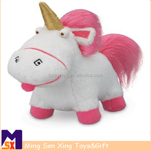 custom plush stuffed toy pony plush pony toy with cheap price