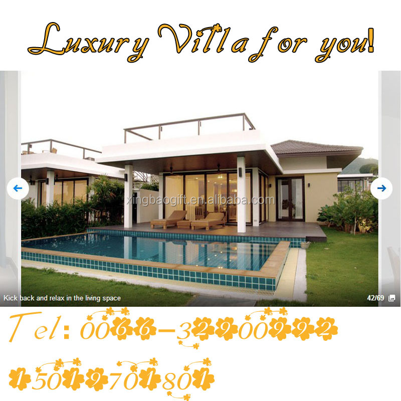Modern Type Luxury resort House,Villa with free Wifi,HuaHin Villa for your vacation