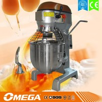 omega Stainless Steel 20L 30L 40L 50L 60L food mixer | egg beater | planetary mixer