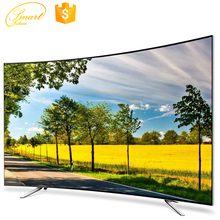 Ultra Slim 65 Inches Curved TV Led With UHD 4K Panel And Digital Tuner Smart Oled TV