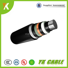 Duplex wire xlpe insulated aluminum 500mm2 single core armoured cable