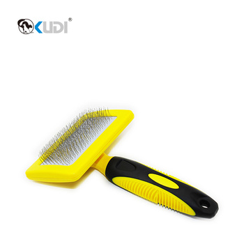 Pet Slicker Pet Brush With 360 Degree Revolving Head
