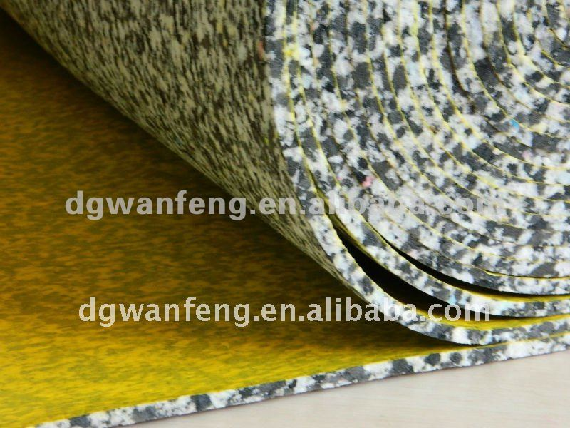 PU Foam Underlay for Viscose Rug