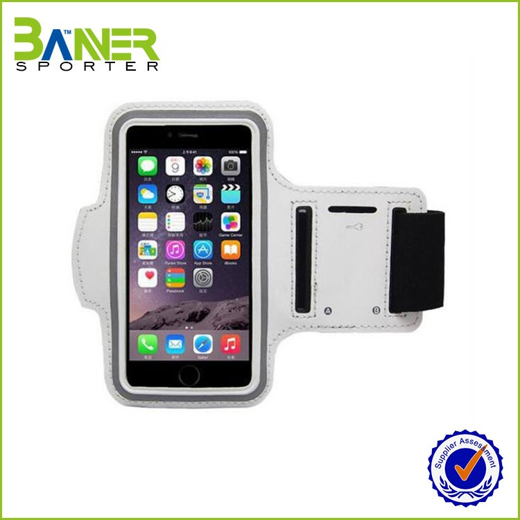 OEM factory High Quality neoprene phone holder armband