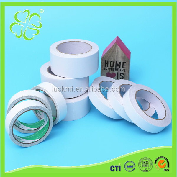 High bond Tissue Paper Double Side Strong Stick Tape