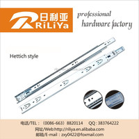 Draw runners,telescopic drawer slide manufacturer factory china