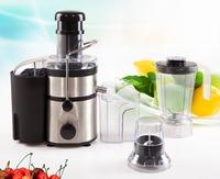 AS plastic hand juicer automatic food processor J29A