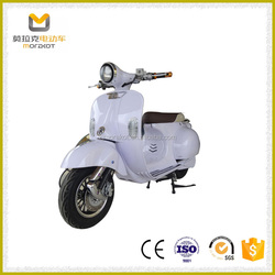 Chinese 1200W High Speed Vespa Electric Motorcycle for Adult