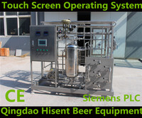 top quality small beer drink pasteurization machine for sale