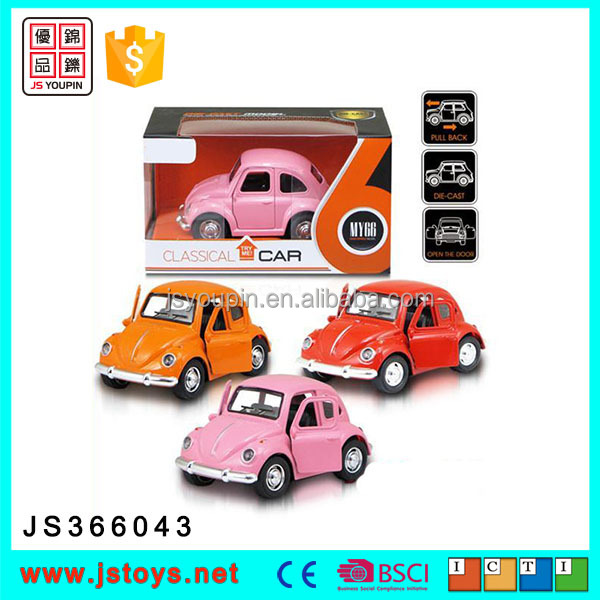 new kids items die cast metal toy car in china