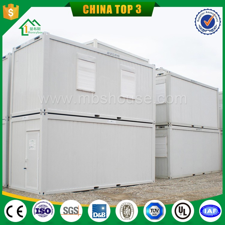 Multipurpose Export Prefab Container House For Refugees