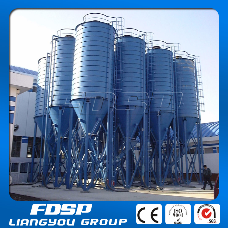 Grain CE approved silo bins