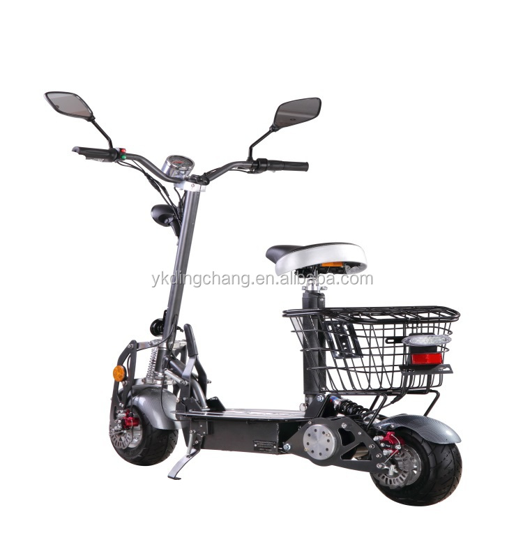 500w EEC/COC electric scooter (XW-E05L)