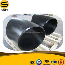 seamless 1D SR elbow Butt Welding elbow pipe fitting schedule 40 butt weld pipe fittings