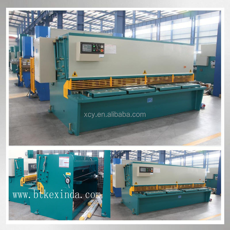KXD sheet metal cutting machine steel sheet cutting machine metal plate cutting tools