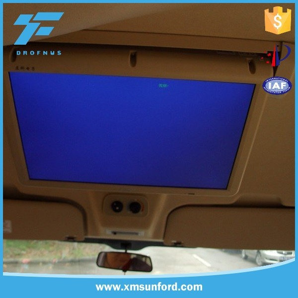 Advertising players monitor flip up 22 inch 19 inch bus tv