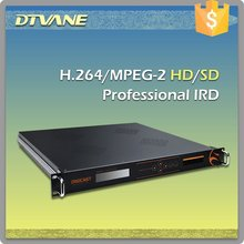 (DMB-9020B)DIGICAST DTVANE DVB-S2 Mpeg4 Mpeg2 SD Decoding HD Satellite to HDMI IRD