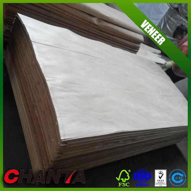 Top quality natural american white oak veneer