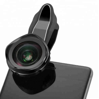 Best universal smart phone lens 15x macro 120 degree super wide angle lens for mobile phone