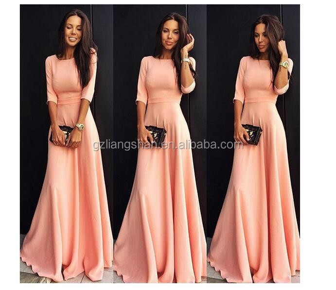 Summer women dress 2017 maxi long dress European best selling women party dress vestidos de fiesta