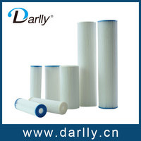 PP standard Pleated prefiltration membrane water filter cartridge