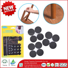 Self Adhesive Floor Wall Chair Table Wood Felt Furniture Scratch Protector Pads