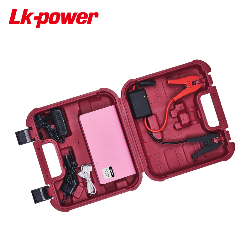 Auto Battery Emergency Jump Starter Super Start Power Pack