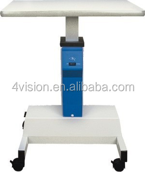 Ophthalmic electrical table motorized table