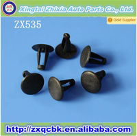Hot-sell mini Auto plastic fastener and clips