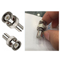 BNC male terminator connector for 50,75,90 OHM