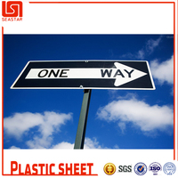 4mm 5mm corrugated sign board
