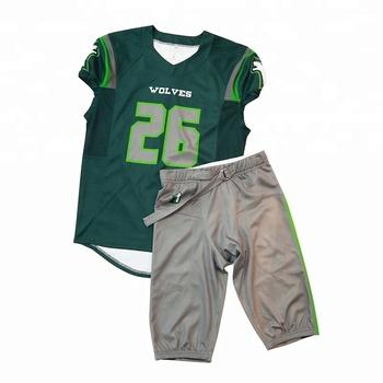dc962f075 Wholesale Custom Blank American Football Jerseys  Army Camo Football  Uniforms
