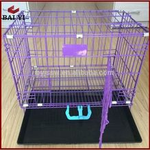 Eco- Friendly Small Animals Metal Dog Cages Wholesale
