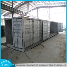 Wholesale transport parts four side open door 40 foot container