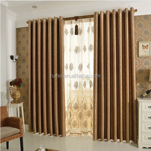 luxurious European Custom drapery for hotel living room blackout curtain