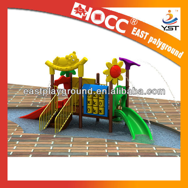 2013 plastic water slide for 3-15 years kids