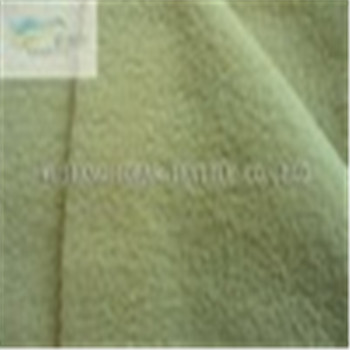 Two Side Brushed And Two Side Antipilling Polar Fleece