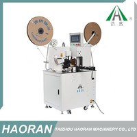 Automatic loose terminal crimping machine DF-02