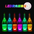Bar Accessories 3M Waterproof Beer Wine Bottle Led Light Up Sticker For Bottle Display