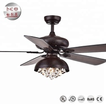 220V Decorative Lighting Ul Cul Doe Luxury Lowes Ceiling Fans With Remote Control